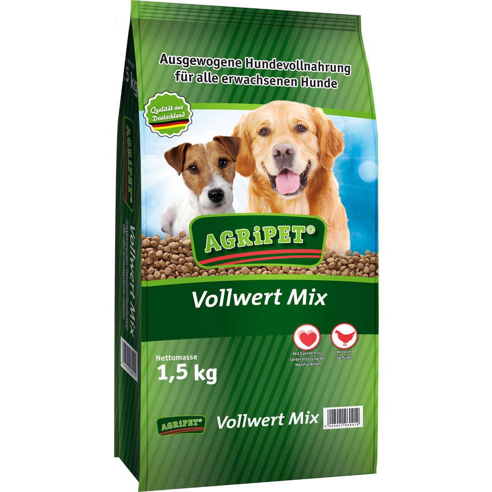 AGRiPET Vollwert Mix - Hunde-Trockenfutter