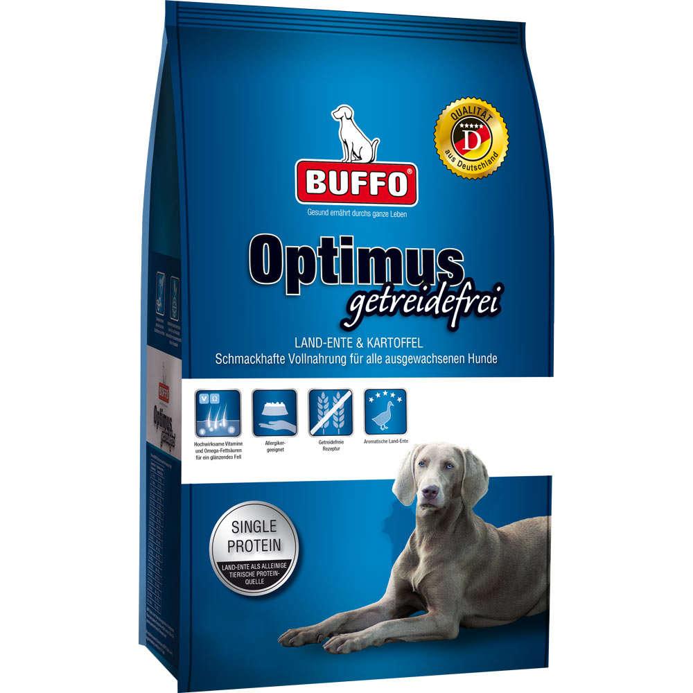 BUFFO Optimus - Hunde-Trockenfutter
