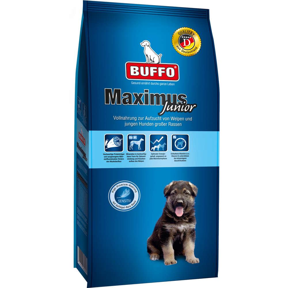 BUFFO Maximus Junior - Hunde-Trockenfutter