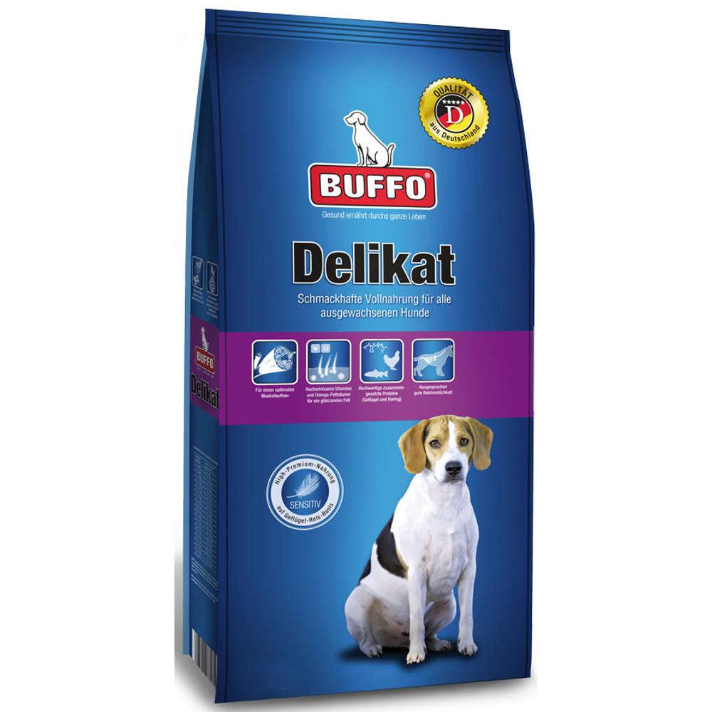 BUFFO Delikat - Hunde-Trockenfutter