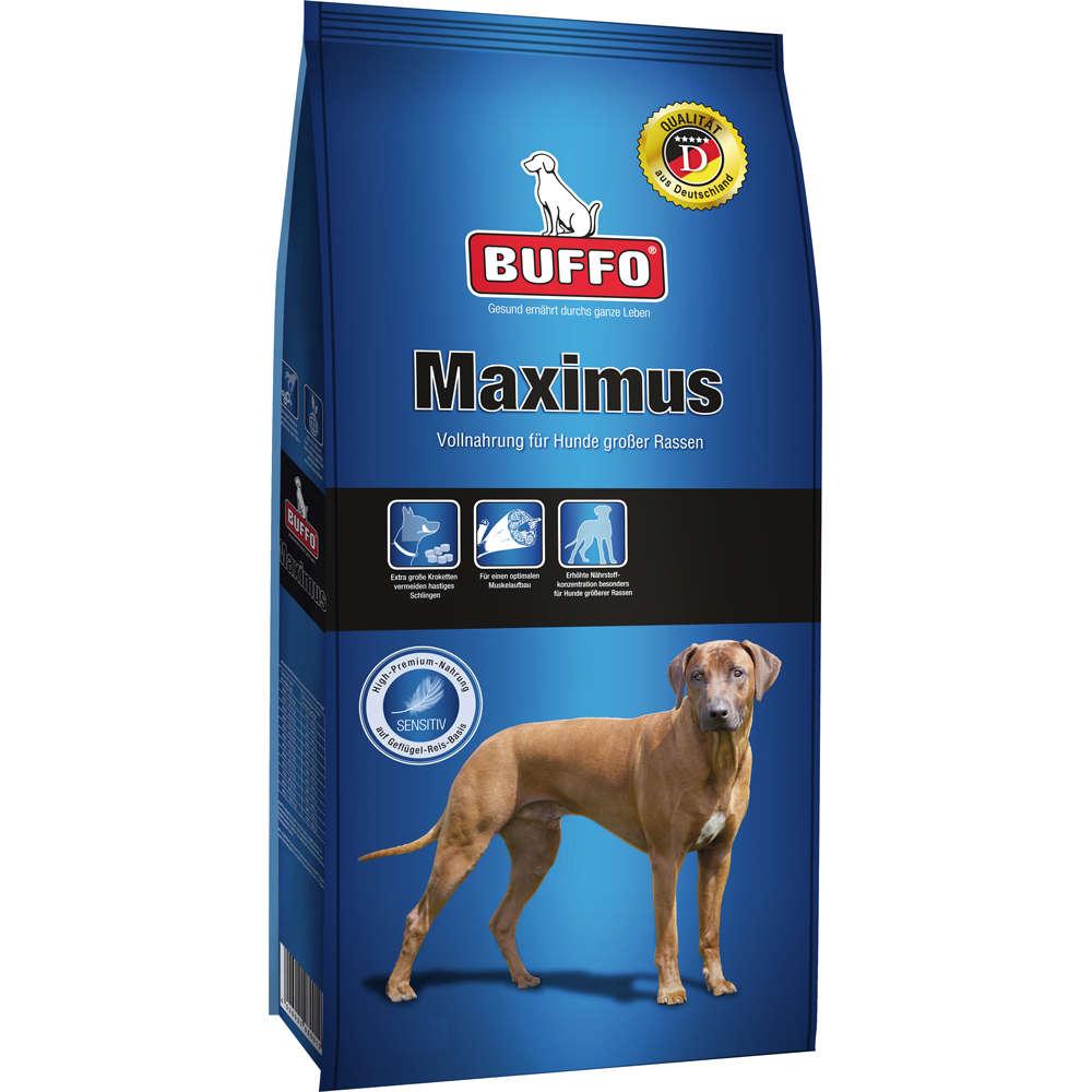 BUFFO Hunde-Trockenfutter Maximus