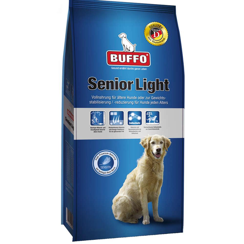 BUFFO Senior Light - Hunde-Trockenfutter