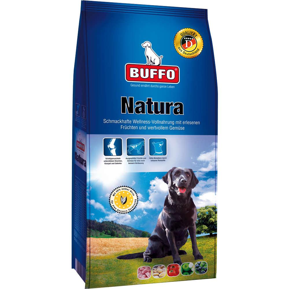BUFFO Natura - Hunde-Trockenfutter