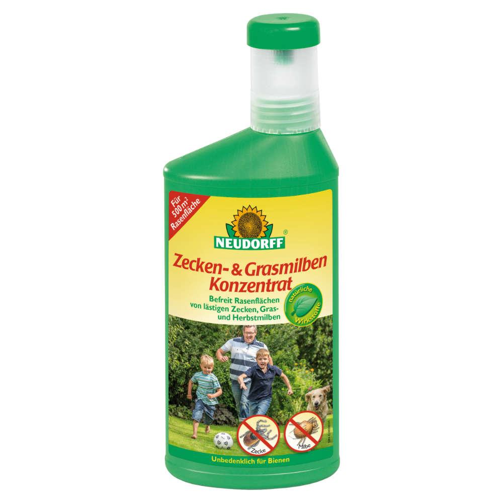 Neudorff Zecken- und Grasmilben Konzentrat - sonstige Pflanzenschutzmittel