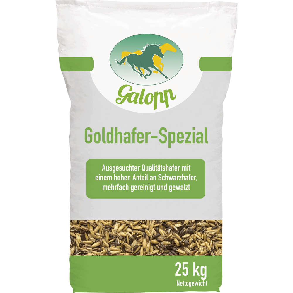 Galopp Goldhafer-Spezial
