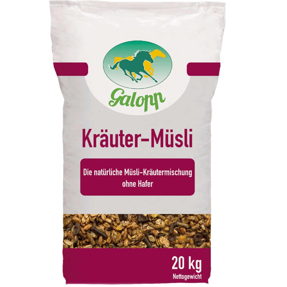 Galopp Kräuter Müsli