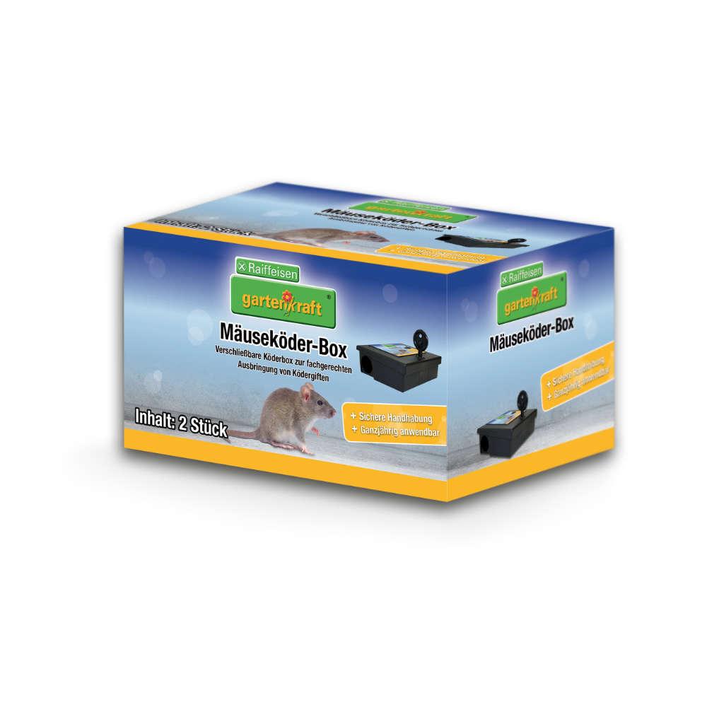 gartenkraft Mausekoeder-Box