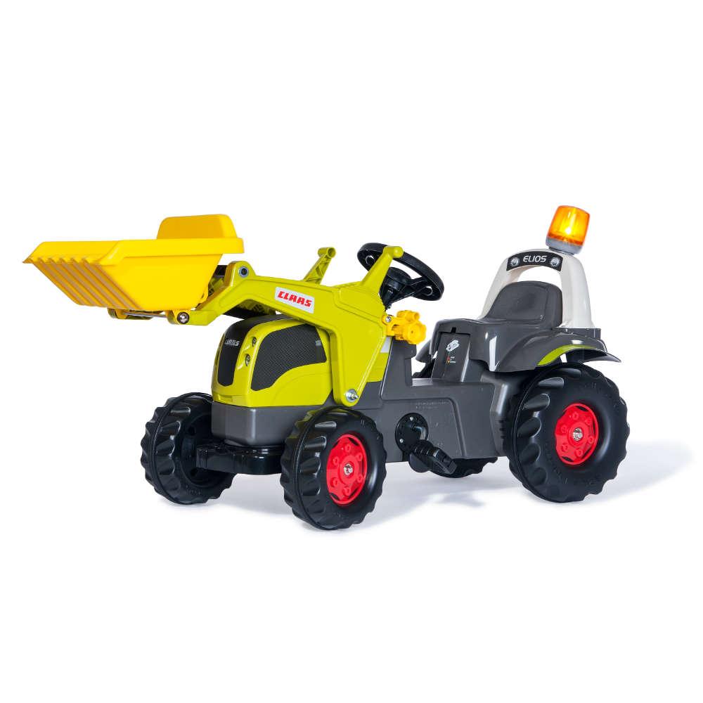 rollyKid CLAAS Elios mit Frontlader und FlashLight - Angebote Spielzeug