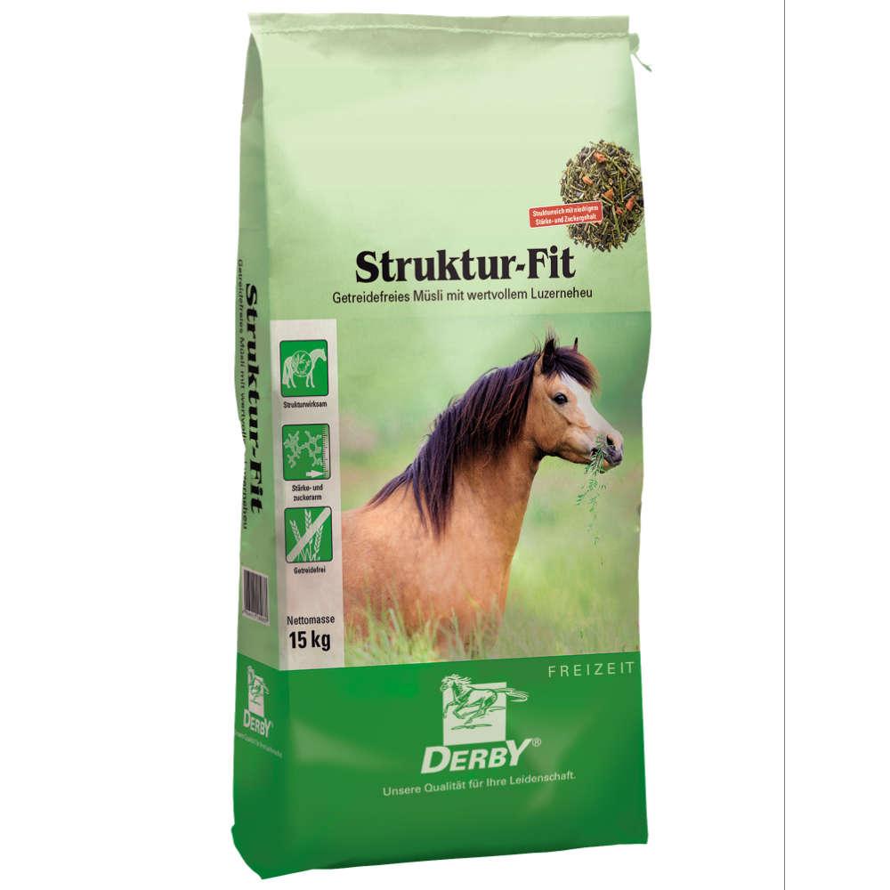DERBY Struktur Fit - Pferdemüsli