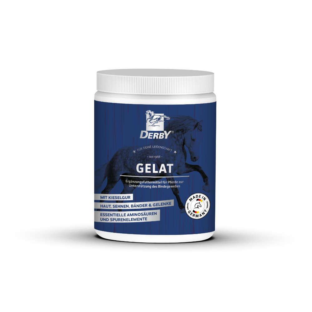 DERBY Gelat - Ergänzugsfuttermittel