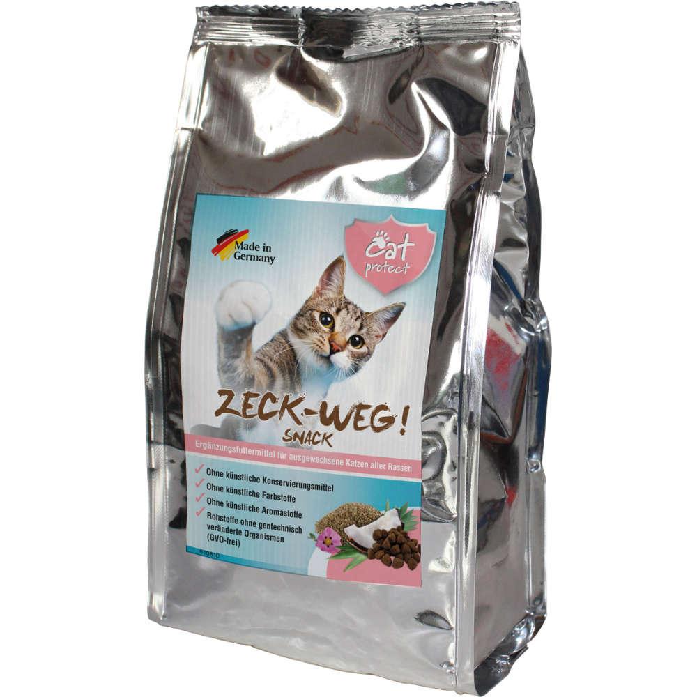 Cat Protect Zeck Weg Snack