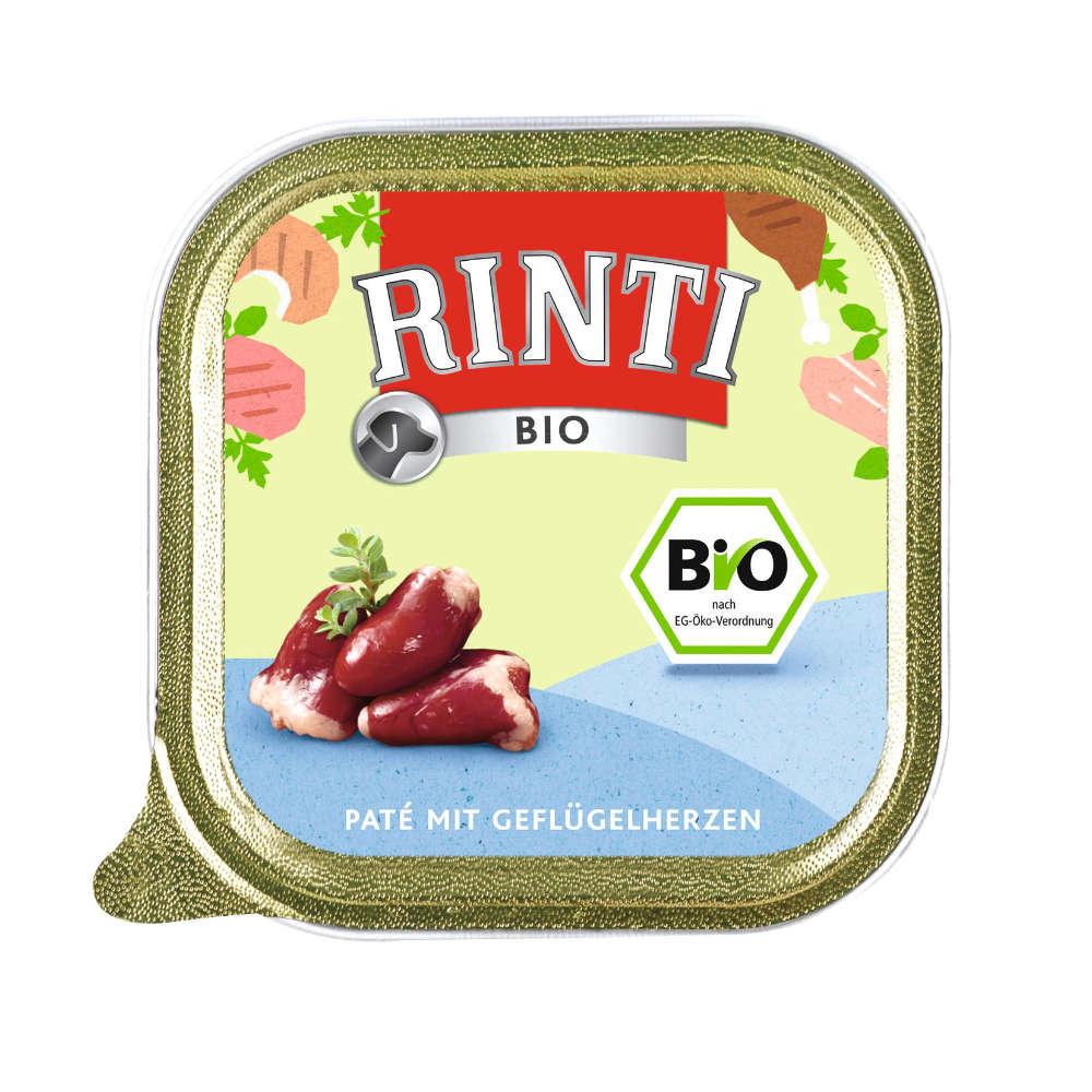 RINTI Bio - Hunde-Nassfutter