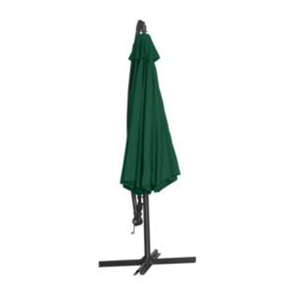 SIENA GARDEN Ampelschirm Klassik grün - Ampelsonnenschirm