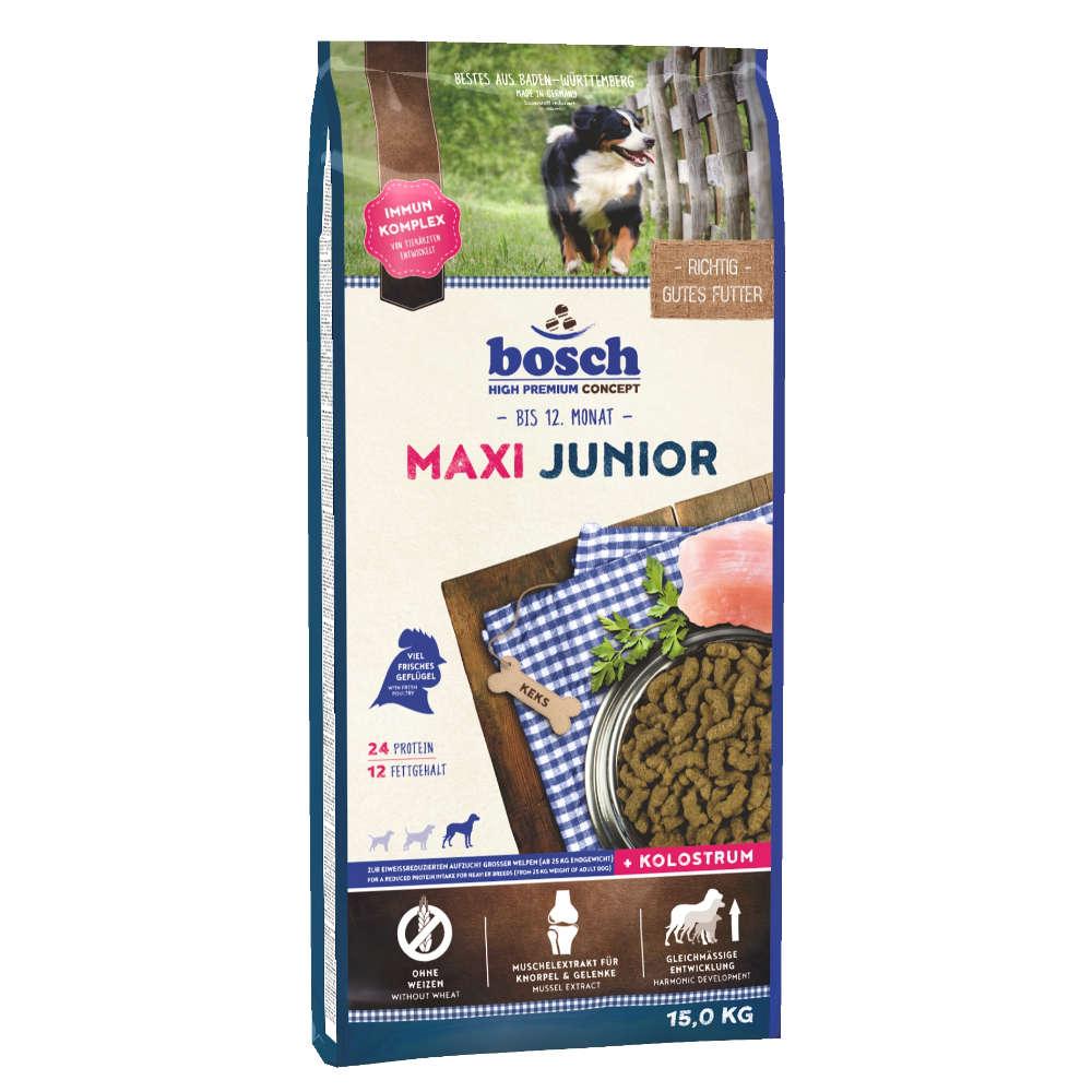 bosch Tiernahrung Maxi Junior - bosch