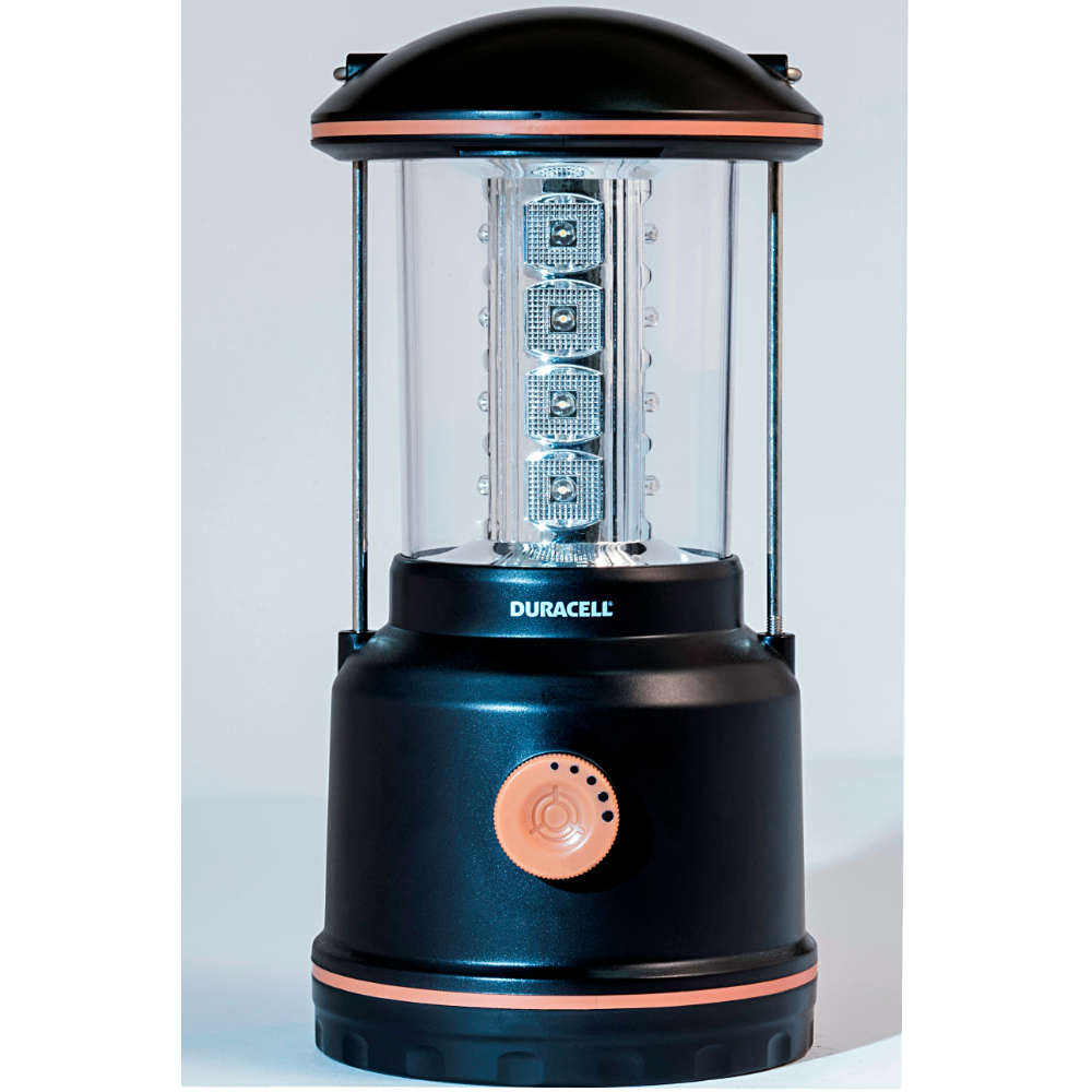 Duracell Camping-Laterne - Campinglampen