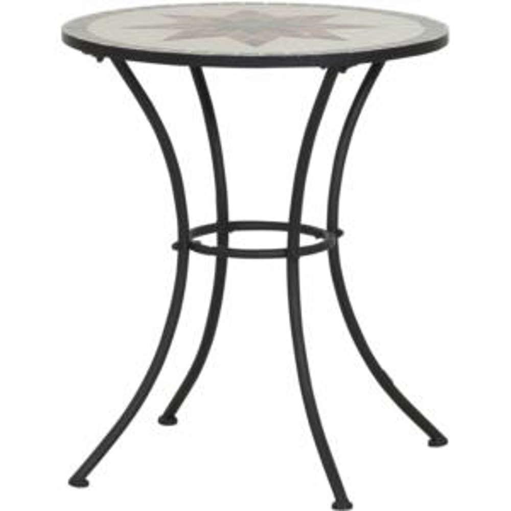 SIENA GARDEN Tisch Stella 60 cm - Gartentisch mosaik