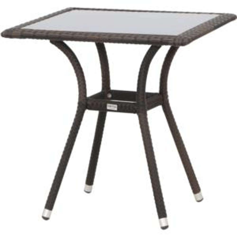 siena garden tisch wien maron. Black Bedroom Furniture Sets. Home Design Ideas