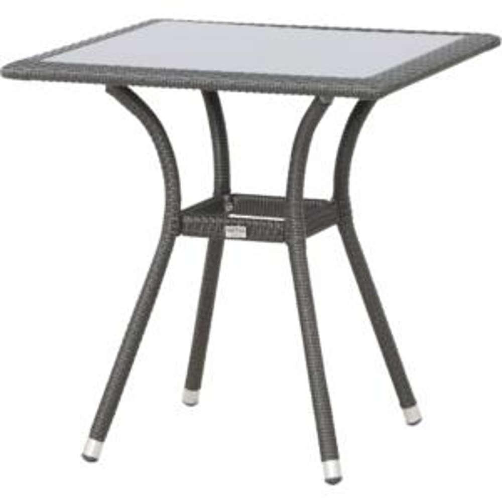 siena garden tisch wien 70x70 titan. Black Bedroom Furniture Sets. Home Design Ideas
