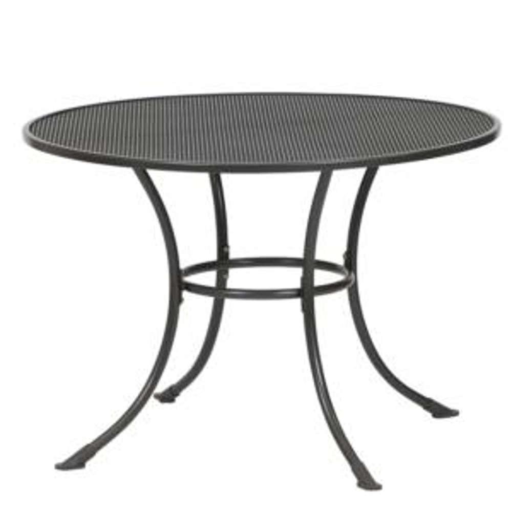 siena garden boulevard tisch streckmetall 105 cm. Black Bedroom Furniture Sets. Home Design Ideas