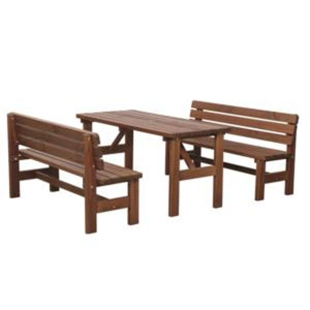 H.G. Tisch Tessin - Gartentisch holz