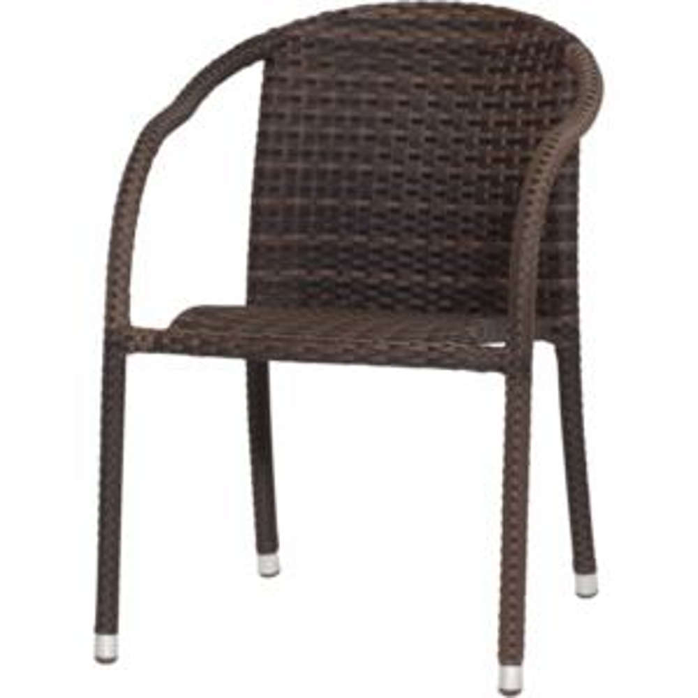 siena garden stapelsessel wien maron. Black Bedroom Furniture Sets. Home Design Ideas