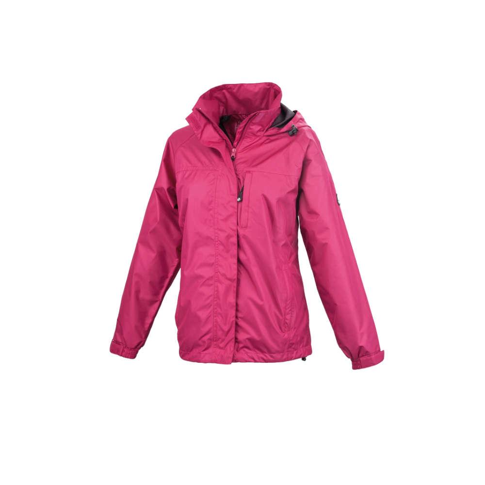Damen-Regenjacke Jenny pink