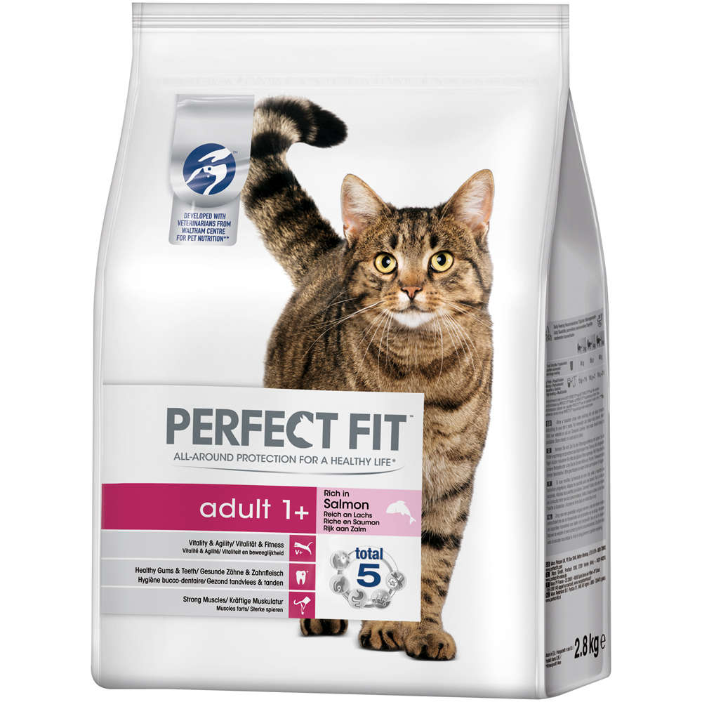 PERFECT FIT ADULT 1+ REICH AN LACHS 2,8kg