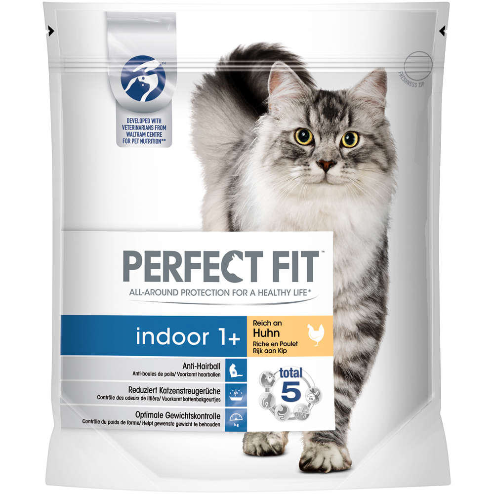 PERFECT FIT INDOOR 1+ REICH AN HUHN 1,4 kg  -