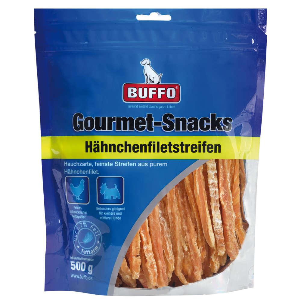Buffo Gourmet Snacks Hähnchenfiletstreifen