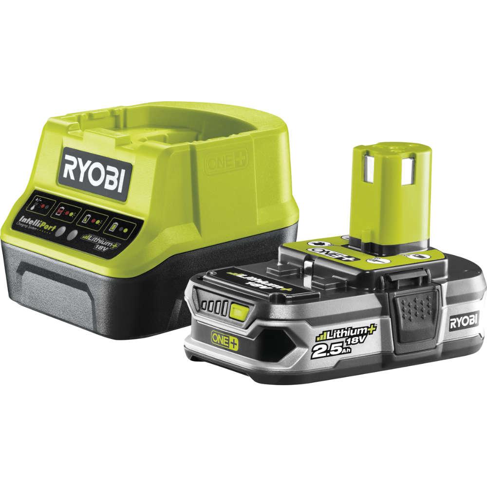 RYOBI RC18120-125 18 V Starterset