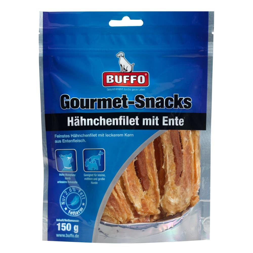 Gourmet Snacks Hähnchenfilet mit Ente