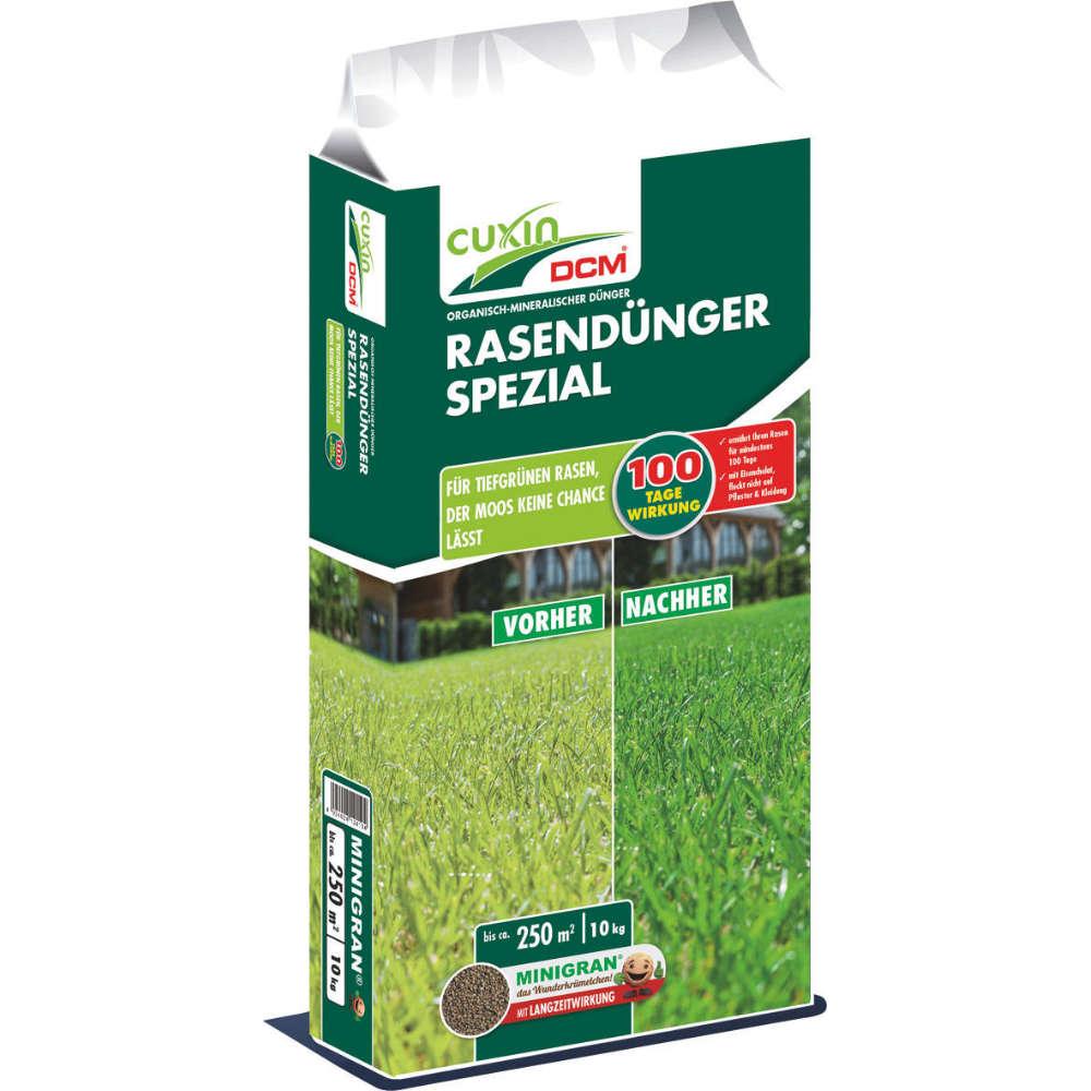CUXIN Rasenduenger Spezial MINIGRAN - Rasenduenger