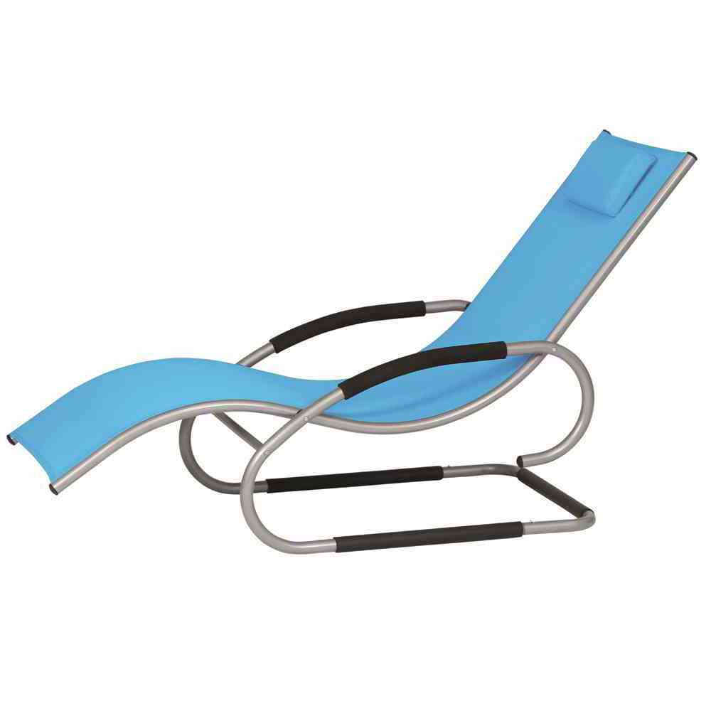Grafik für SIENA GARDEN Adria Swing Liege silber blau in raiffeisenmarkt.de