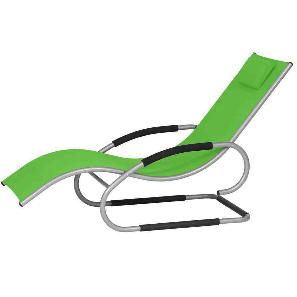 Grafik für SIENA GARDEN Adria Swing Liege silber limette in raiffeisenmarkt.de