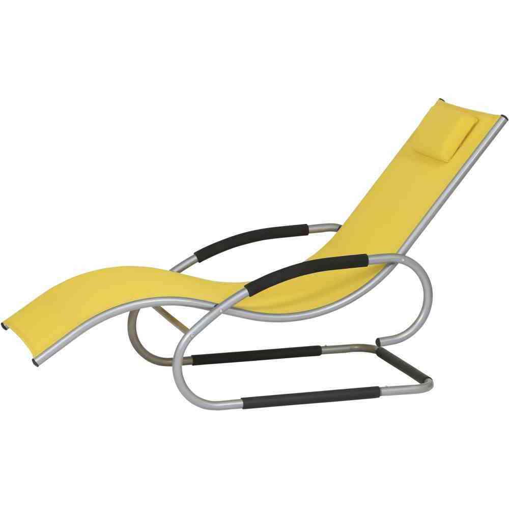 Grafik für SIENA GARDEN Adria Swing Liege silber gelb in raiffeisenmarkt.de
