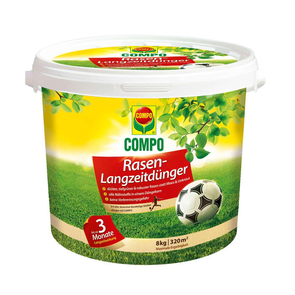 COMPO Rasenduenger mit Langzeitwirkung - Rasenduenger
