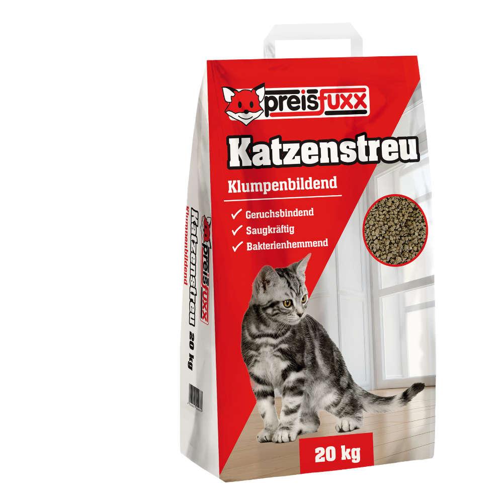 preisfuxx Katzenstreu