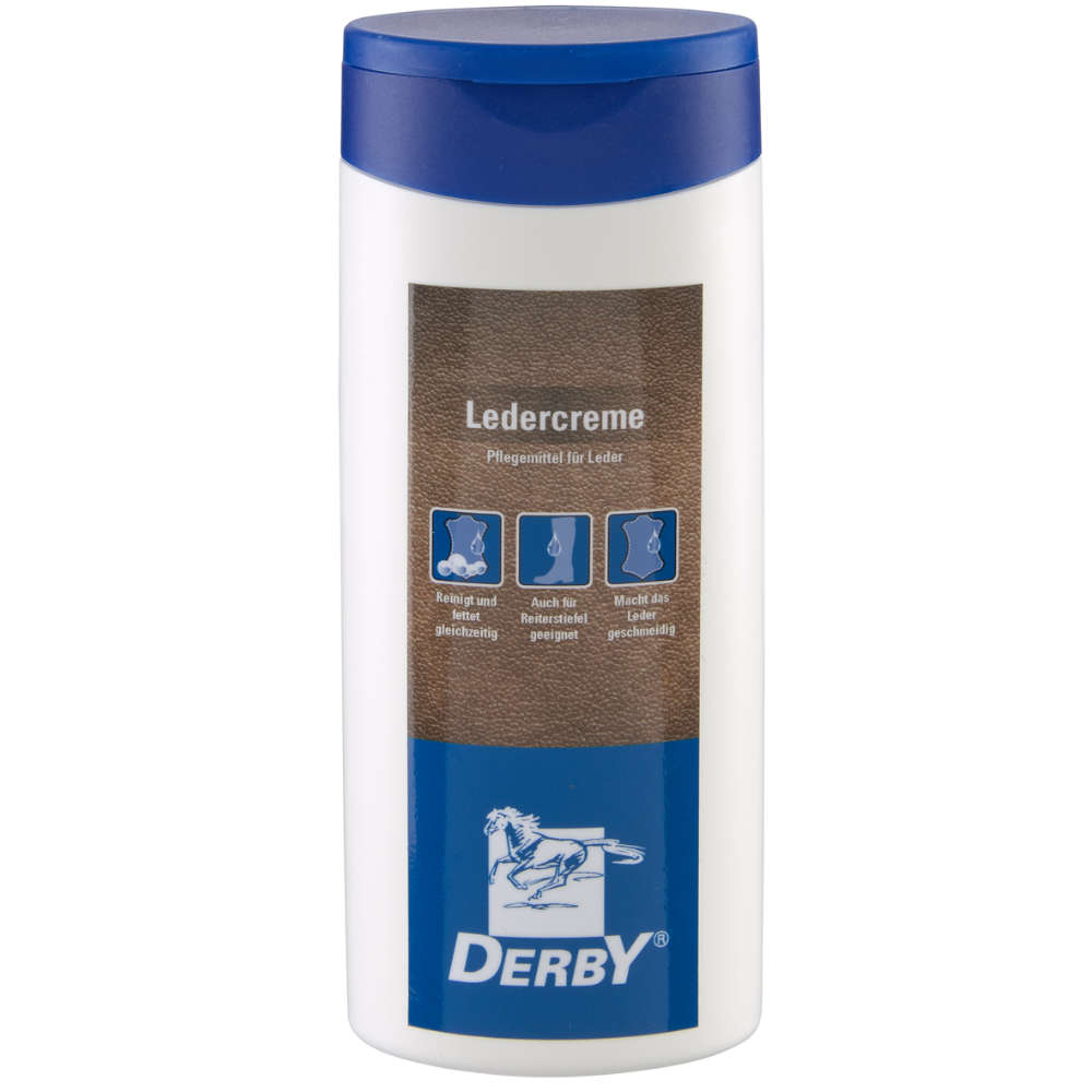 DERBY Leder-Pflegecreme - Lederpflege