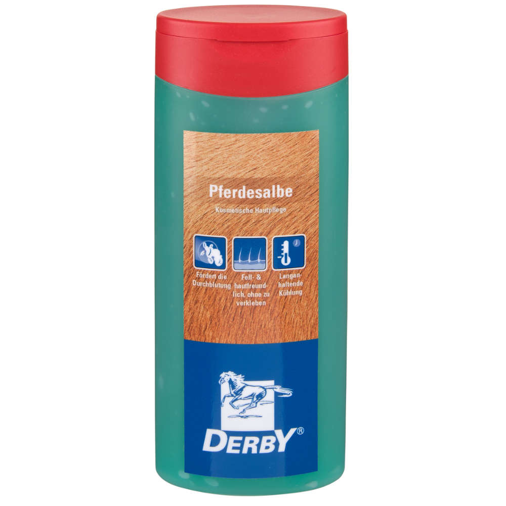 DERBY Pferdesalbe - Koerper-Hygiene