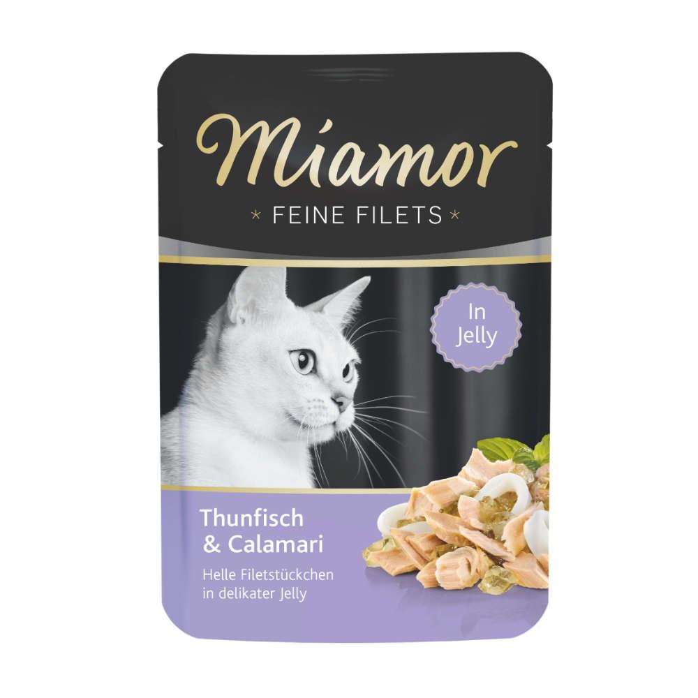 Grafik für Miamor Feine Filets Thunfisch & Calamari in raiffeisenmarkt.de