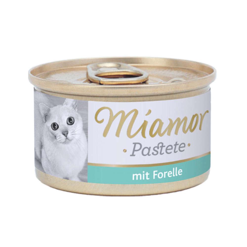 Miamor Pastete mit Forelle