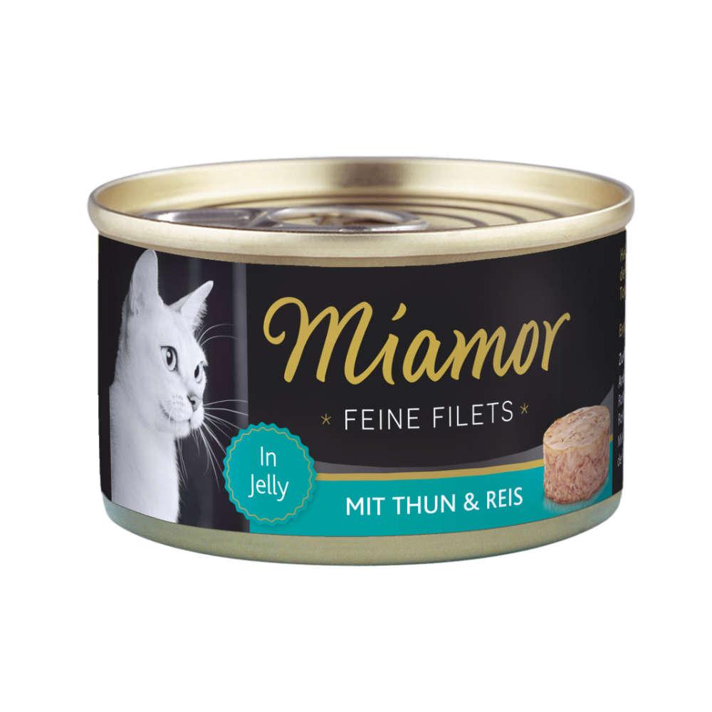 Grafik für Miamor Feine Filets heller Thun + Reis in Jelly in raiffeisenmarkt.de