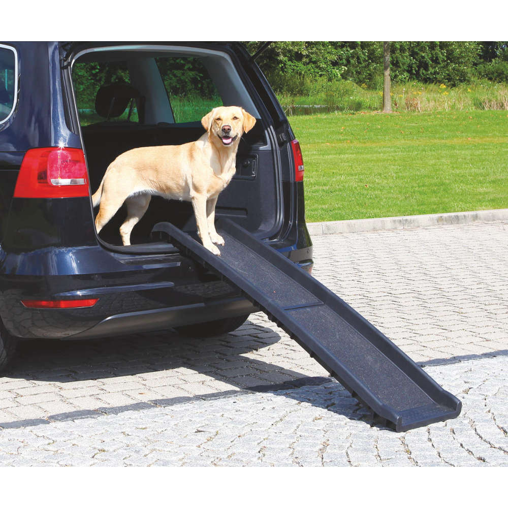TRIXIE Hunde-Rampe Petwalk aufklappbar