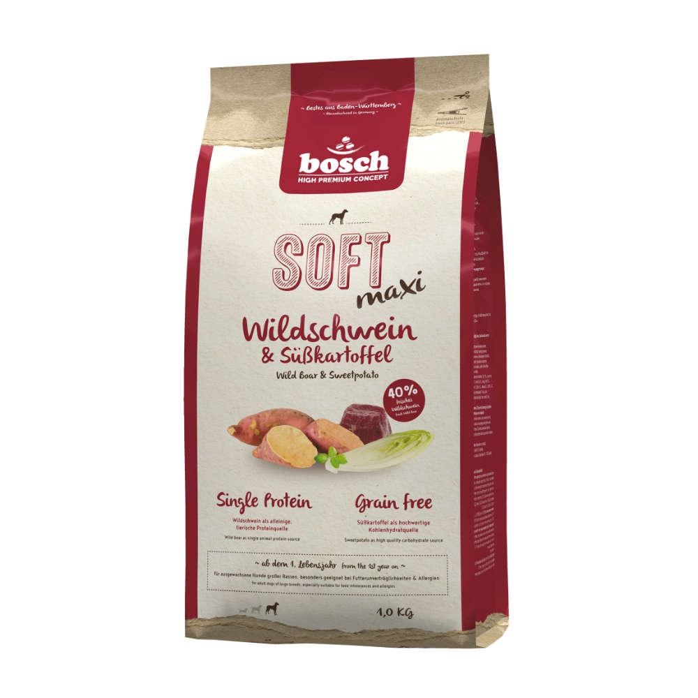 Grafik für bosch HPC Soft Maxi Wildschwein und Süßkartoffel in raiffeisenmarkt.de