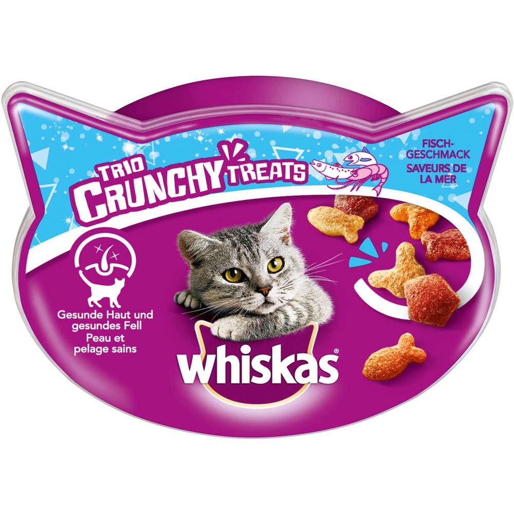 Grafik für WHISKAS Trio Crunchy Fisch in raiffeisenmarkt.de