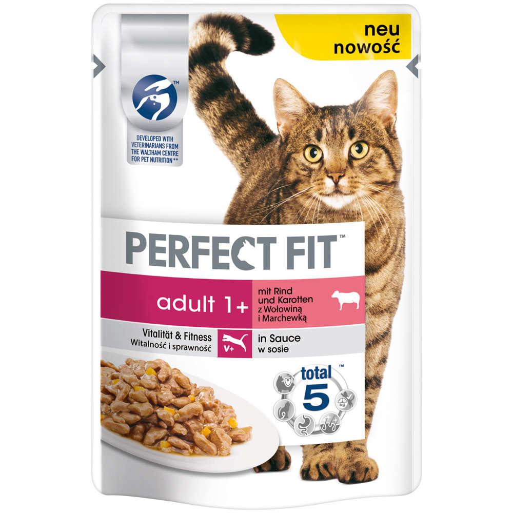 Perfect Fit Katze PB Adult Rind