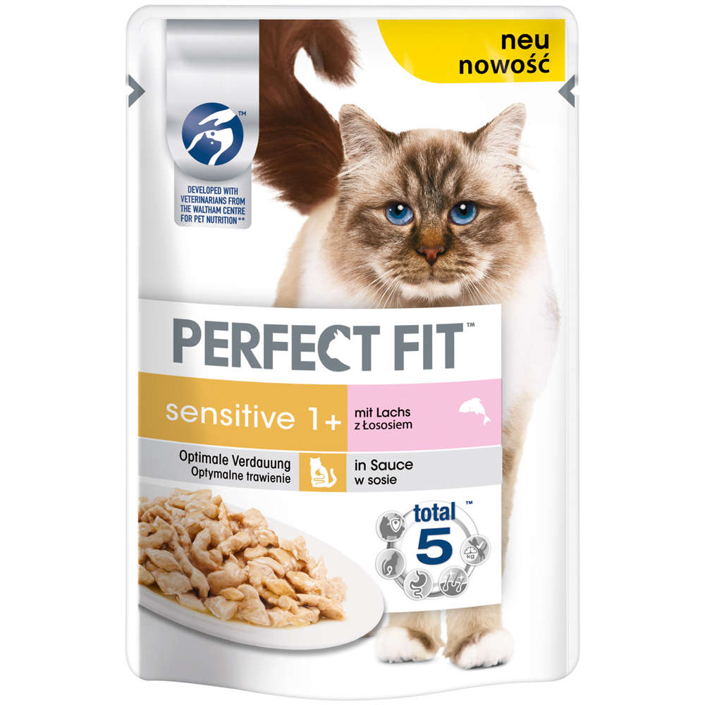 Perfect Fit Katze PB Sensitive Lachs