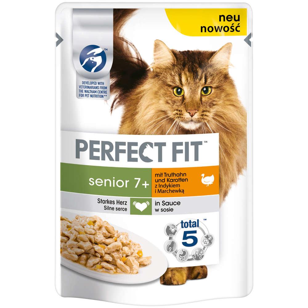 Perfect Fit Katze PB Senior Pute