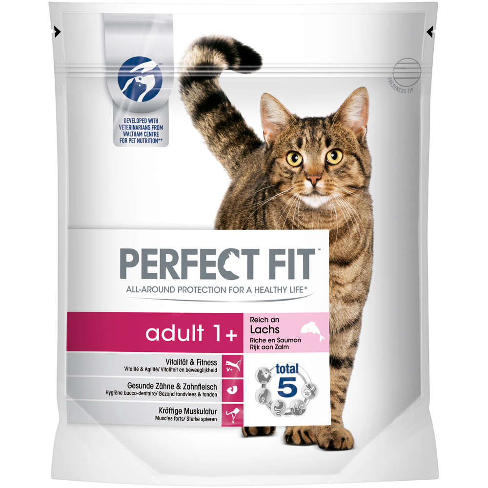 Perfect Fit Katze Adult reich an Lachs