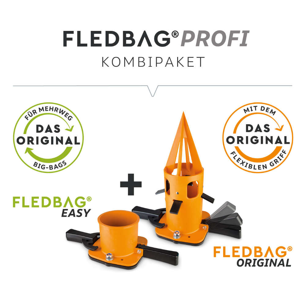 FledBag Profi Kombi Paket